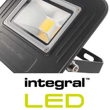 LED FLOODLIGHTS - HIGH QUALITY, GREAT LOOKING INTEGRAL LED FLOODLIGHTS