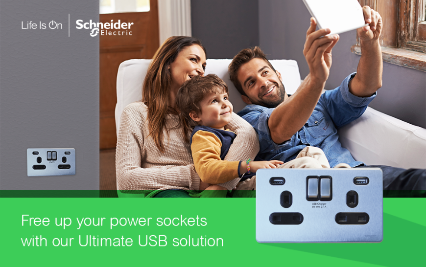 Schneider Ultimate Screwless