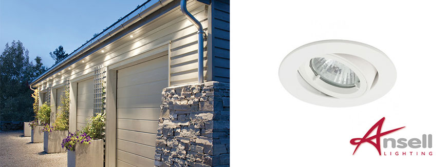 Outdoor Soffit Lights