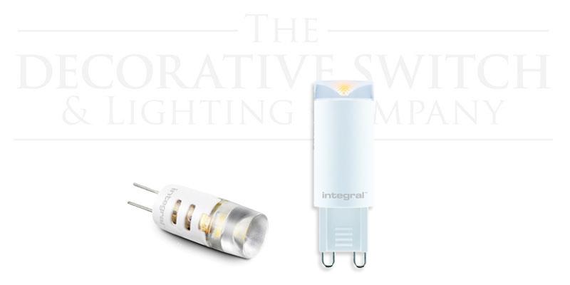 G4 & G9 Capsule LED