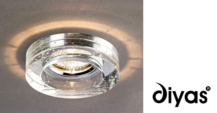 Diyas Crystal Downlights