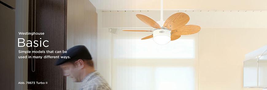 Ceiling Fans - Basic
