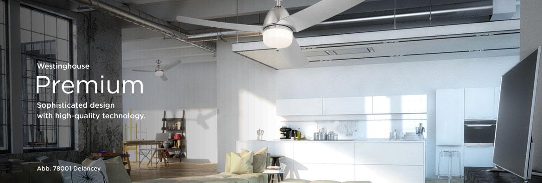 Ceiling Fans - Premium