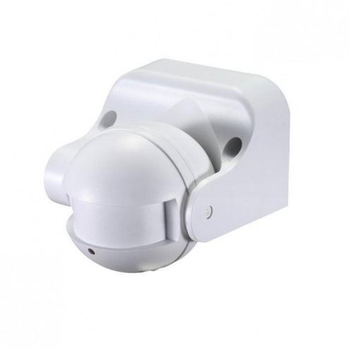 ZINC ZN-29188-WHT  Microwave Sensor, Wall Mount, Adjustable