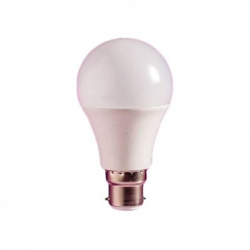 Forum Lighting - Inlight - 9w LED GLS BC Dusk Dawn Lamp - Cool White