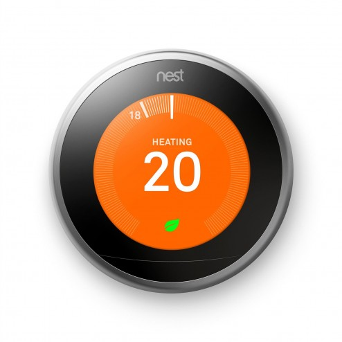 Nest Learning Smart Home Thermostat, 3rd Generation