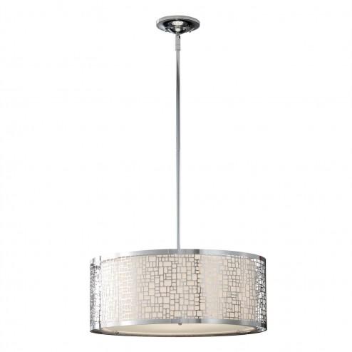 Feiss FE/JOPLIN/3P Joplin Large Pendant Ceiling Light