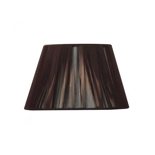 Mantra MS032 Silk String Shade Dark Brown 300mm