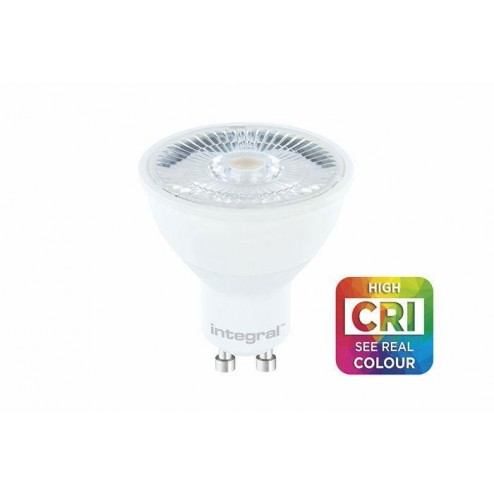 Integral LED GU10 COB PAR16 Non-Dimmable Lamp CRI95