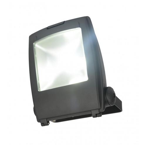 ZINC HERA 100w LED Slimline Floodlight - Anthracite Anthracite