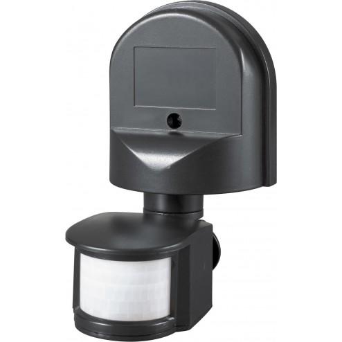 ZINC LEDA 180 Degree PIR Sensor Black