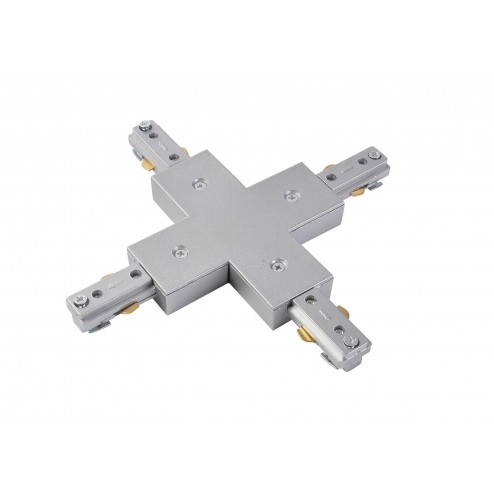 CULINA X CONNECTOR 240V, Single Circuit - Silver Silver