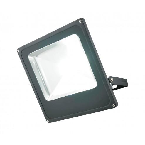 ZINC HERA New 50w Slimline LED Floodlight Black