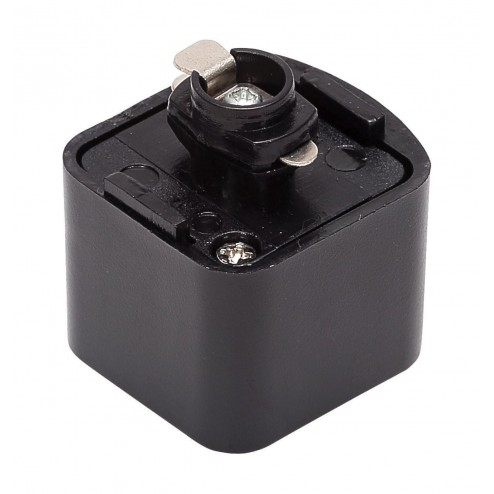 CULINA TRACK ADAPTER 240V, Single Circuit - Black Black