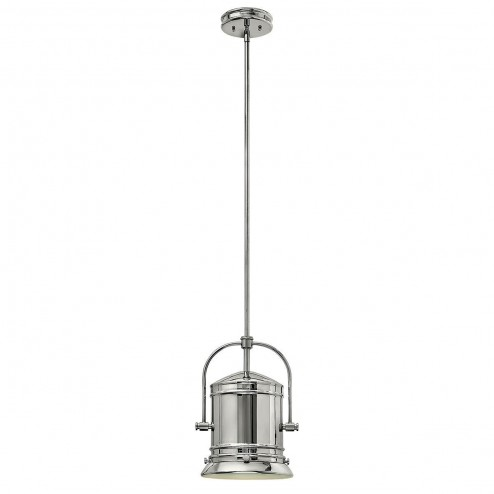 Hinkley Lighting HK/PULLMAN/M CM Pullman 1lt Pendant Chrome