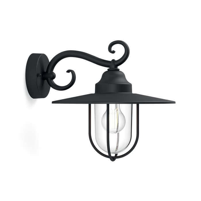 philips mygarden wall pasture black light. Black Bedroom Furniture Sets. Home Design Ideas