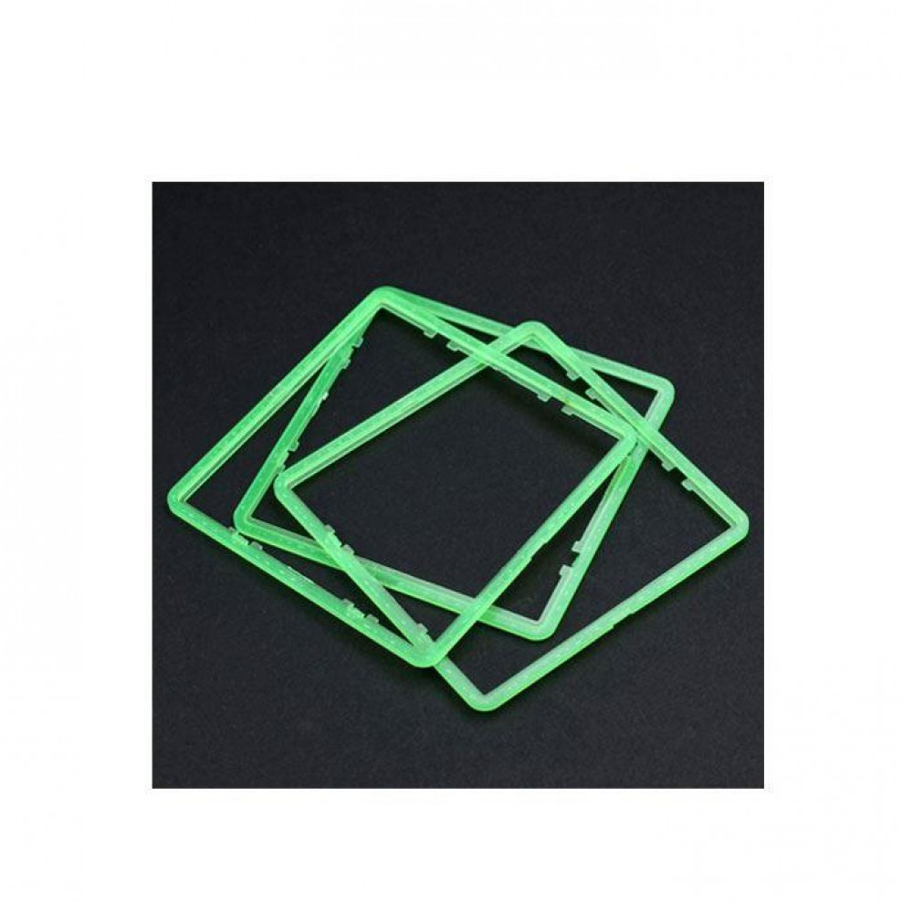 Gu1400f Schneider Glow In The Dark Mounting Frame Decswitchcom